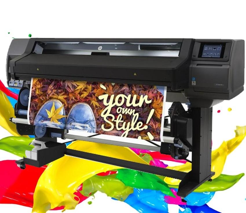 печать на плёнке